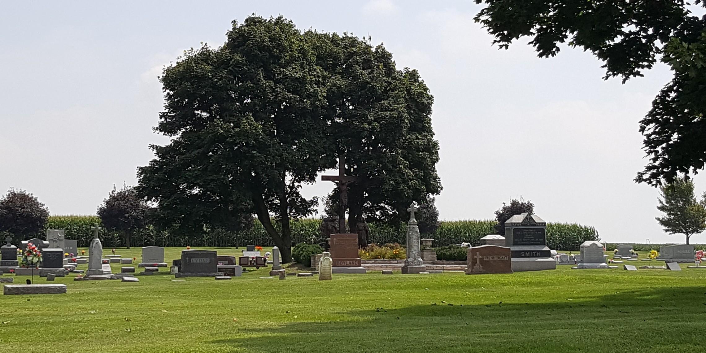 SP Calvary Cemetery